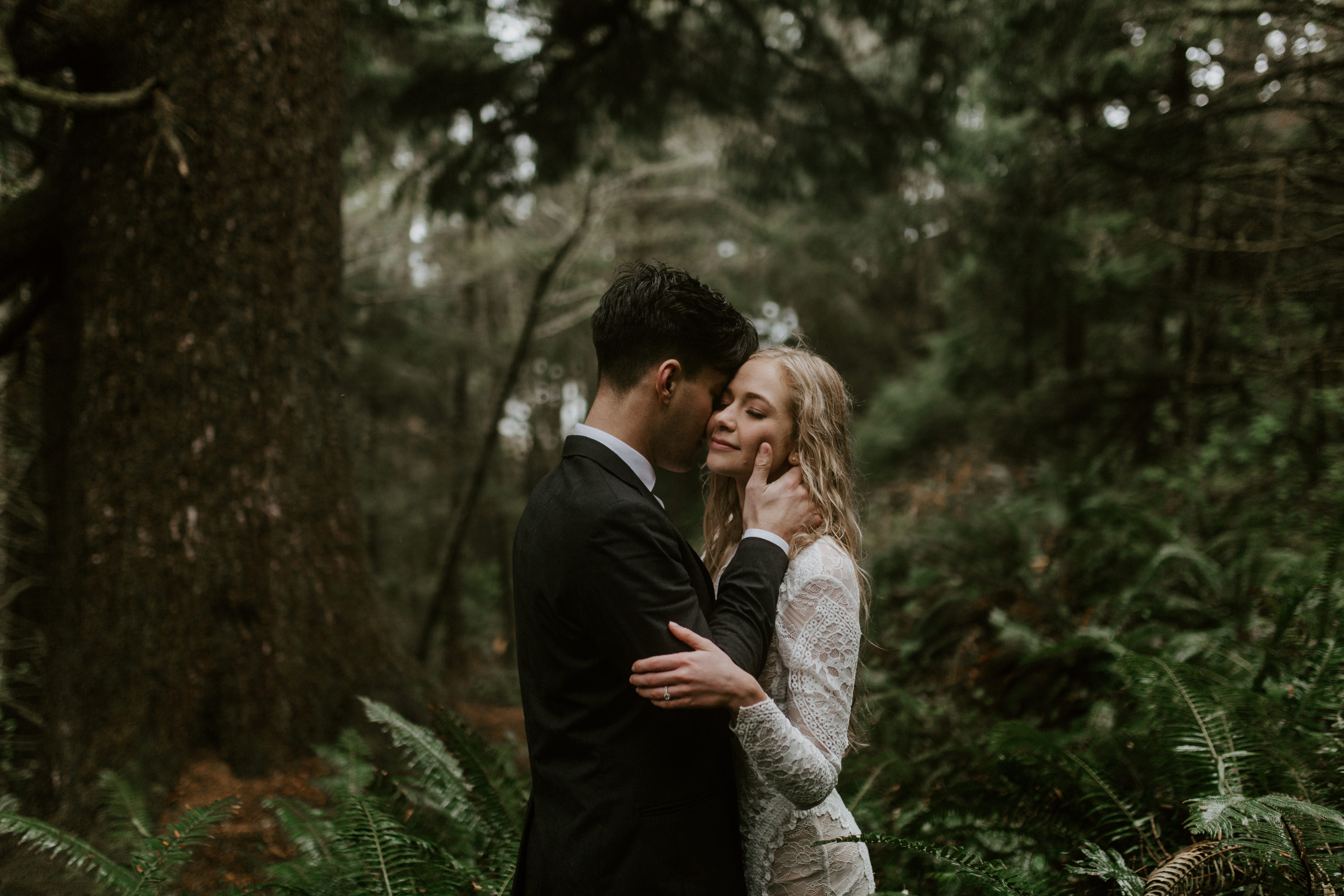 Oregon Coast Elopement.